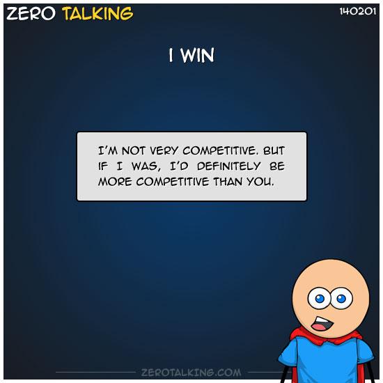i-win-zero-dean