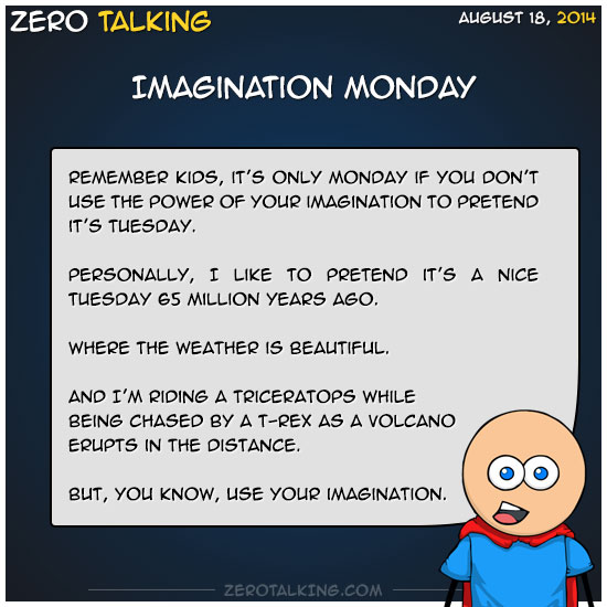 imagination-monday-zero-dean
