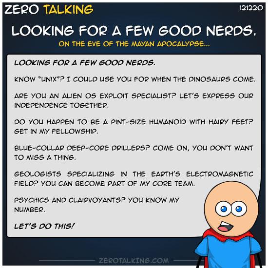 looking-for-a-few-good-nerds-zero-dean