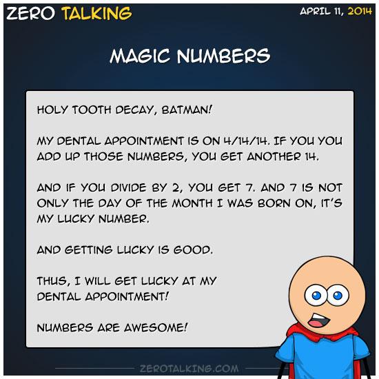 magic-numbers-zero-dean