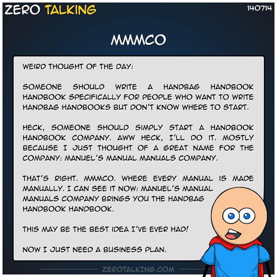 mmmco-zero-dean