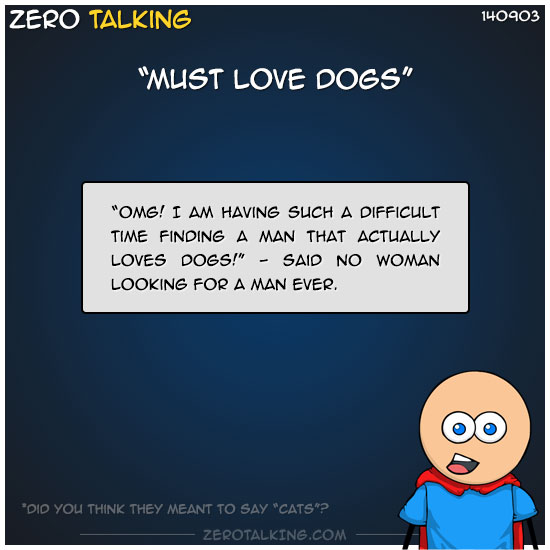 You must love cats dating