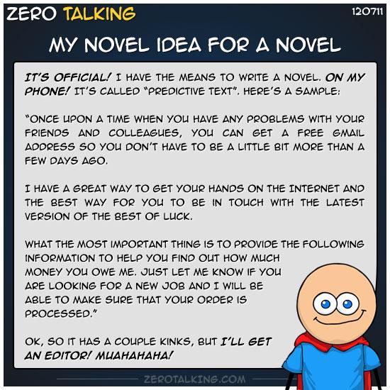 my-novel-idea-for-a-novel-zero-dean