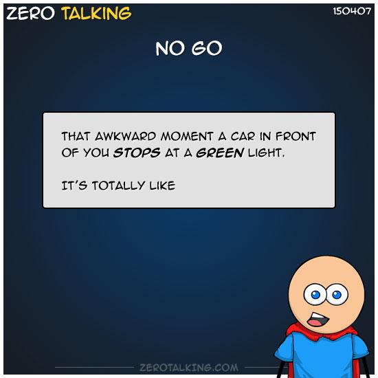 no-go-zero-dean