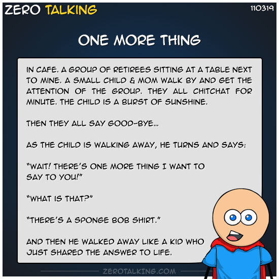 one-more-thing-zero-dean