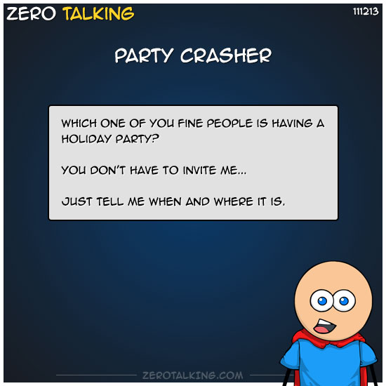 party-crasher-zero-dean