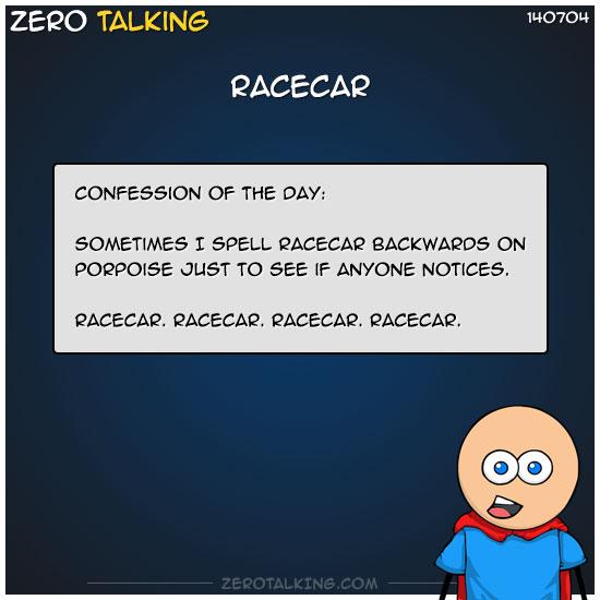 racecar-zero-dean