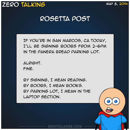 rosetta-post-zero-dean