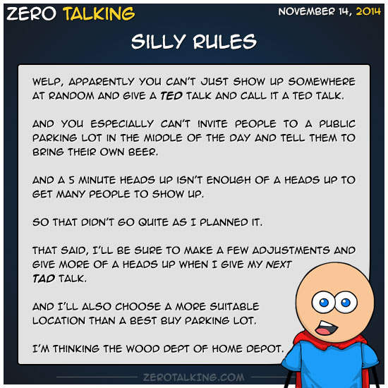 silly-rules-zero-dean