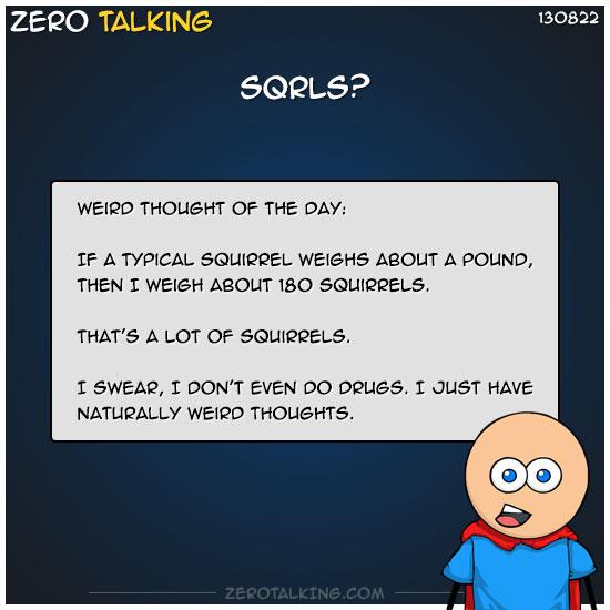 sqrls-zero-dean