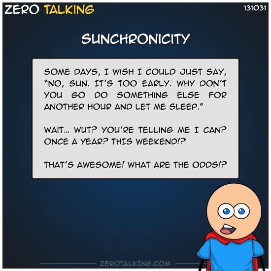 sunchronicity-zero-dean