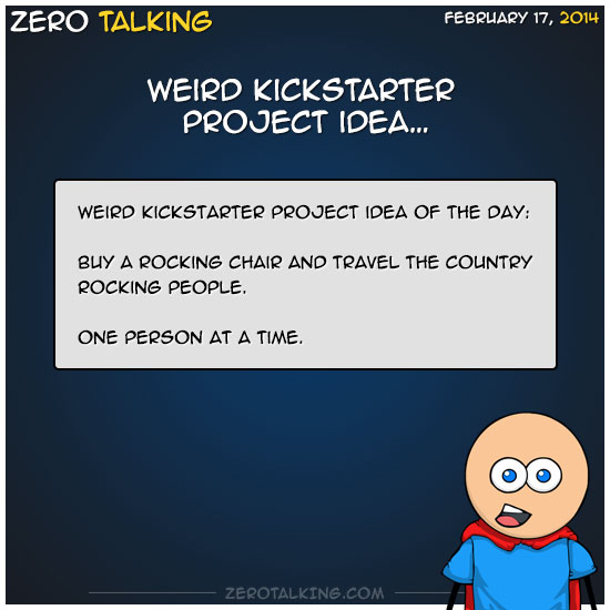 weird-kickstarter-project-idea-zero-dean