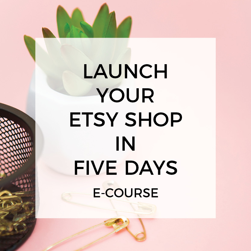 How to Open an Etsy Shop