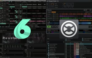 Syncing Resolume With Traktor