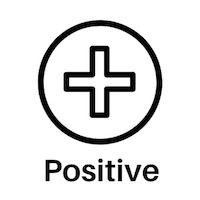 Positive - Logo