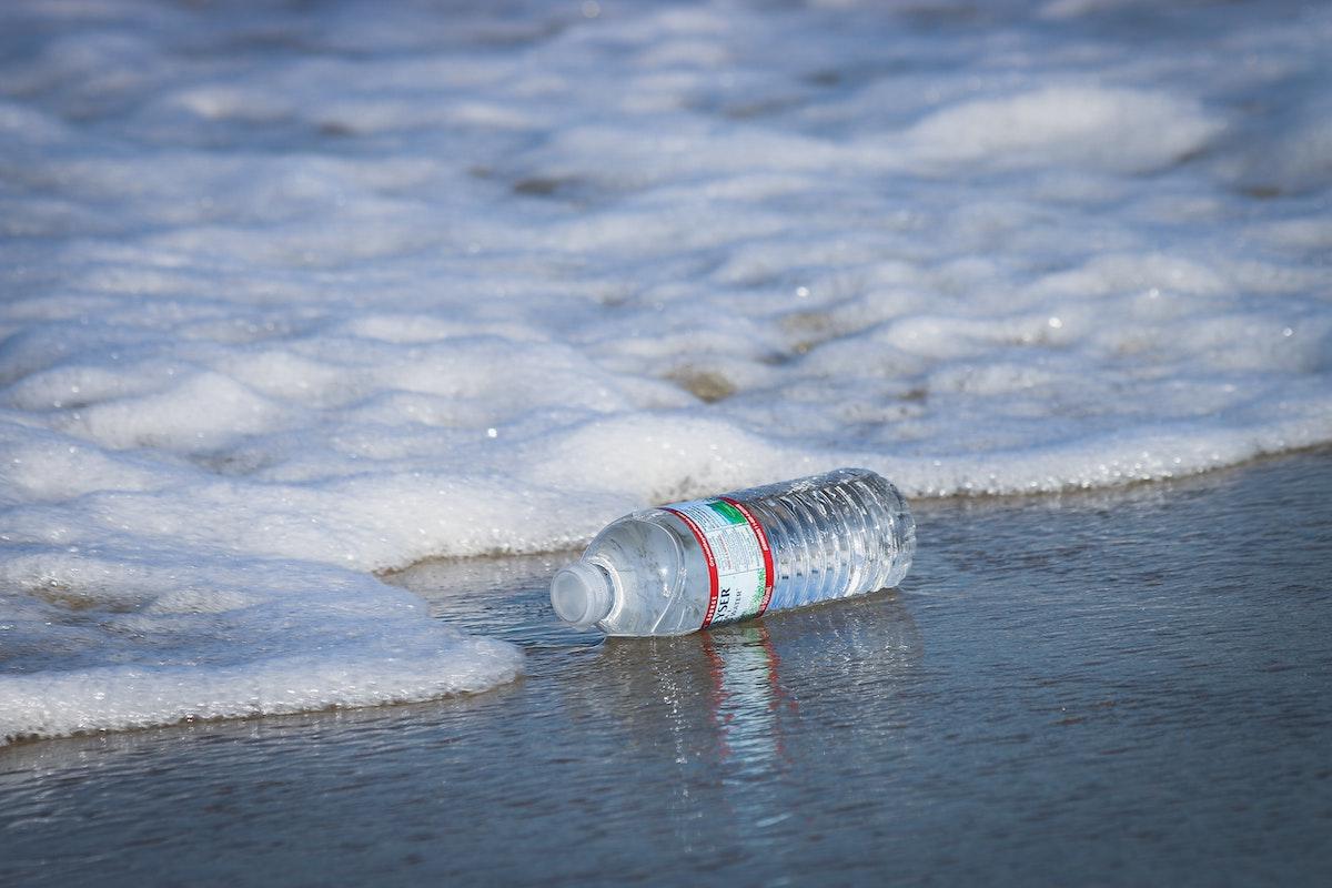 Microplastics Ocean