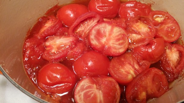 tomatoes cooked