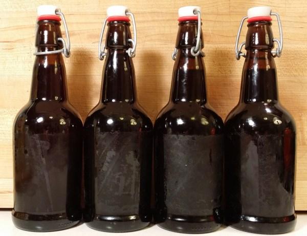 bottled kvass