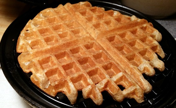 first waffle