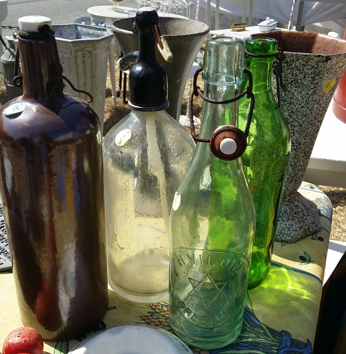 flip top bottles