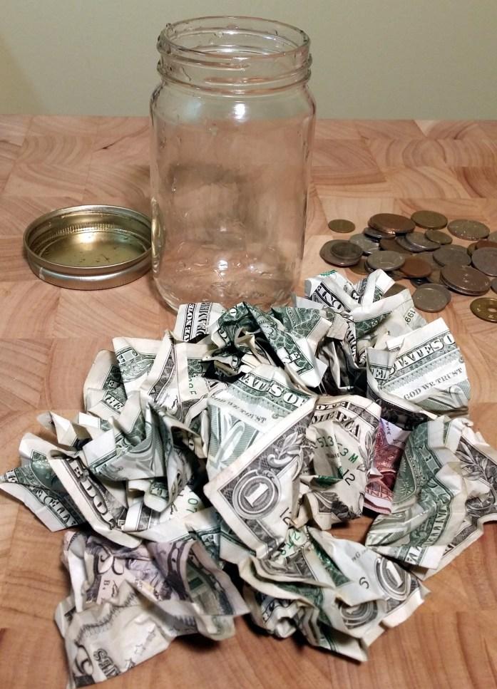 money prepped