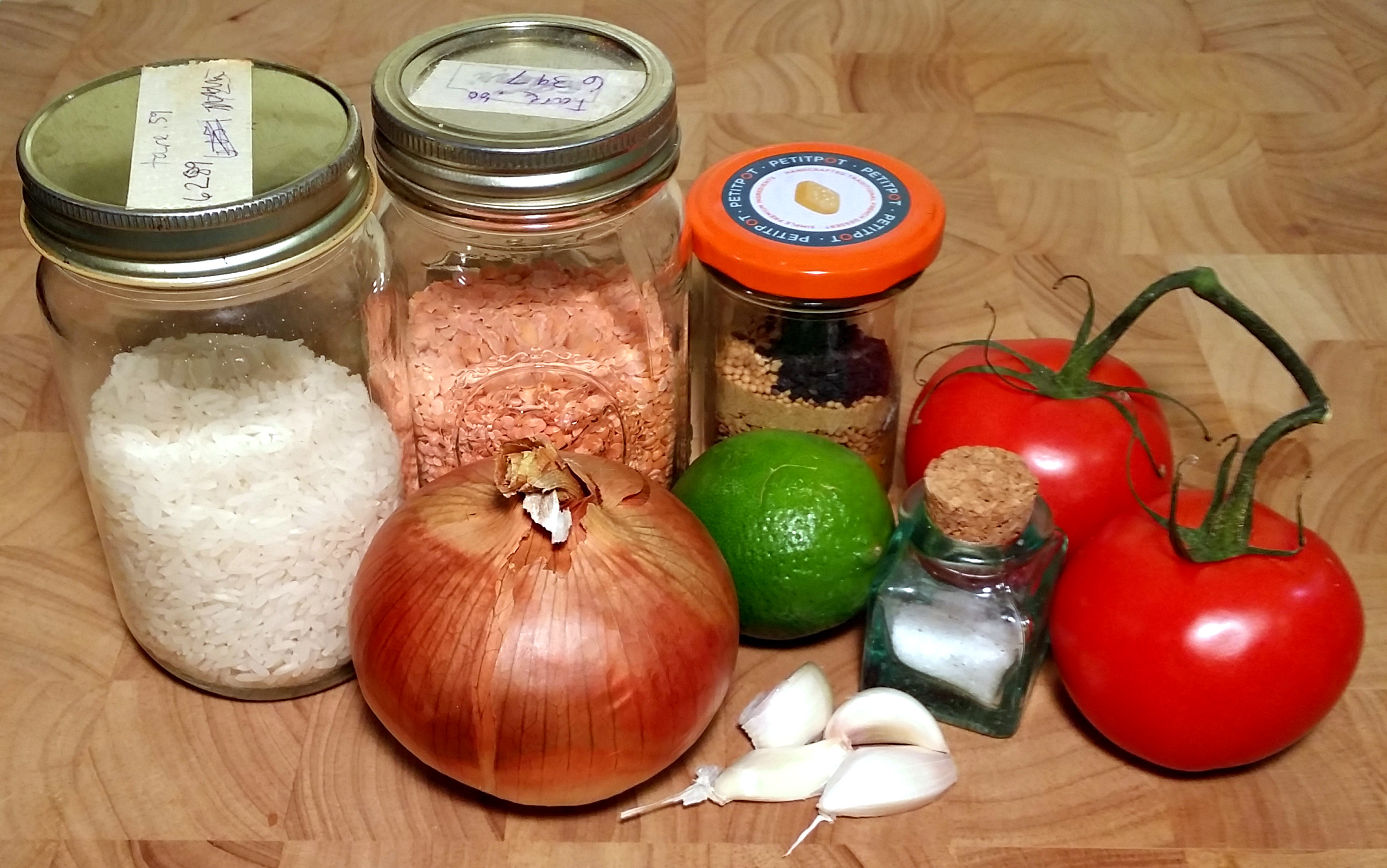 Diy zero waste meal kits the zero waste chef kit components solutioingenieria Image collections