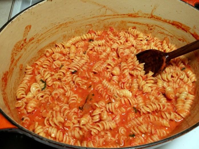 vodka sauce pasta