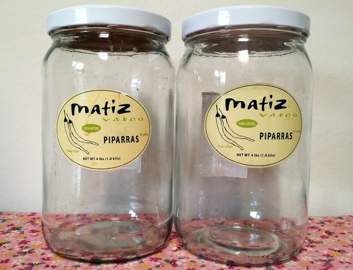 two big jars