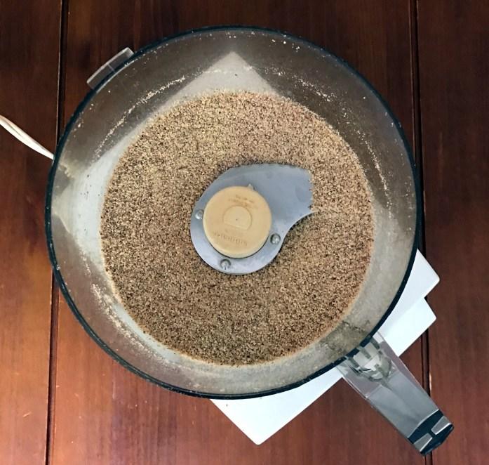 Pulp ground to a pulp