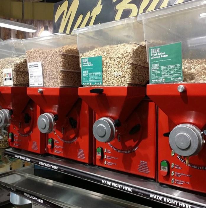 bulk nut butters