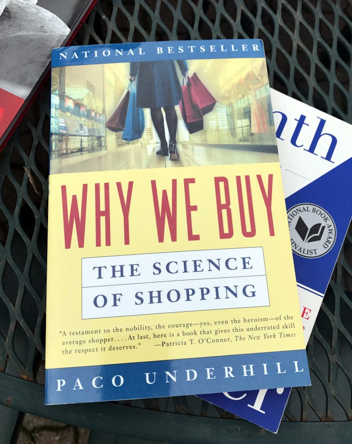 Why We Buy book