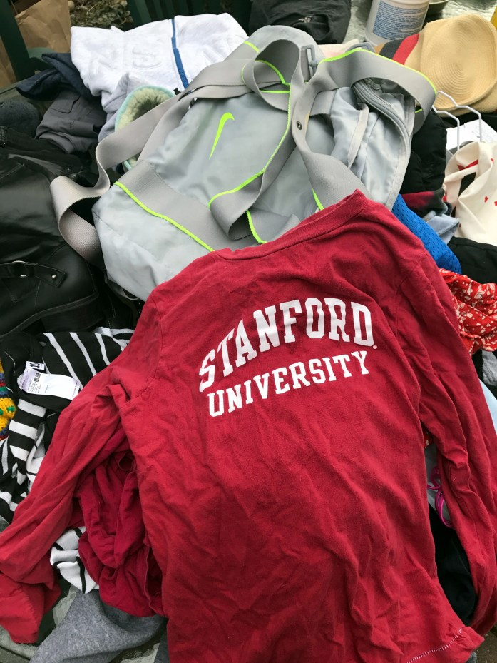 secondhand Stanford t-shirt