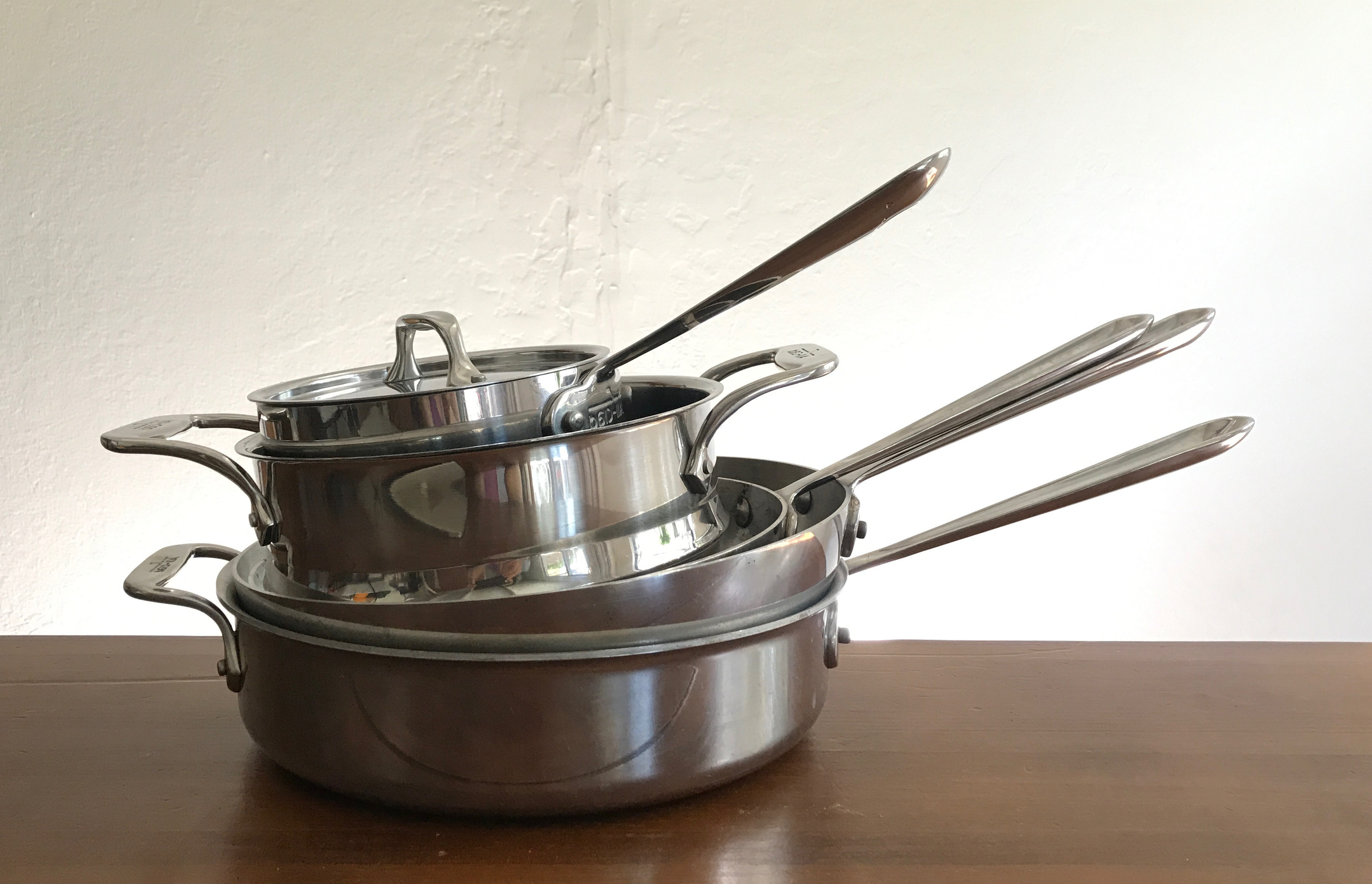 Watch NEVER Scrub a Pot or Pan Again with This Simple Trick video