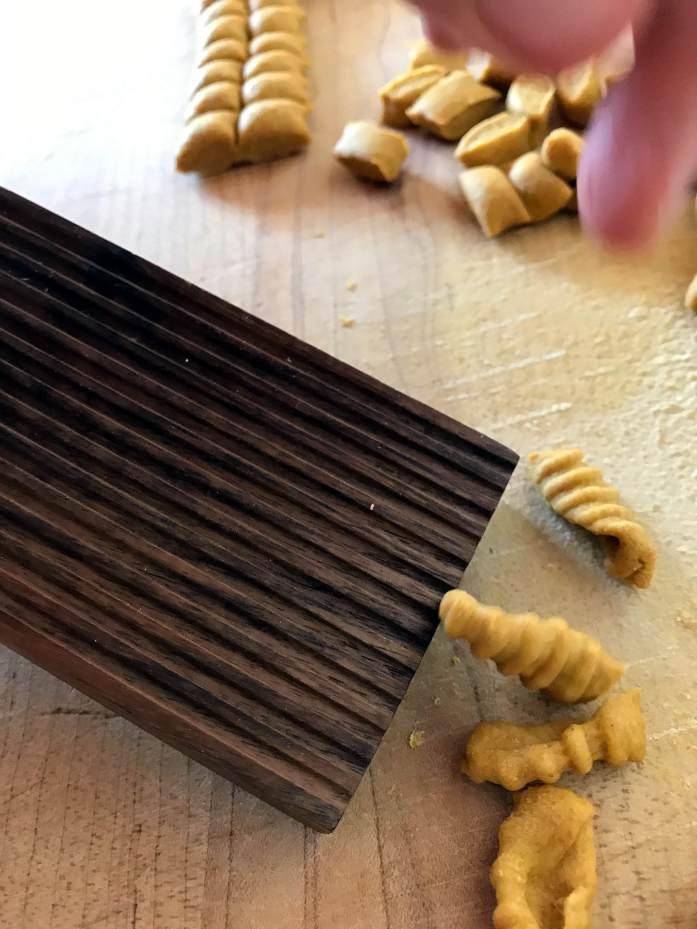 homemade fresh pasta