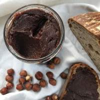 Hazelnut–Cocoa Spread (aka Homemade Nutella)
