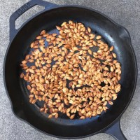 Don't Toss Those Pumpkin Seeds, Roast Them!