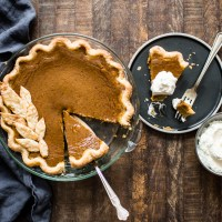 Book Excerpt! The Freshest Pumpkin Pie: Full Recipe