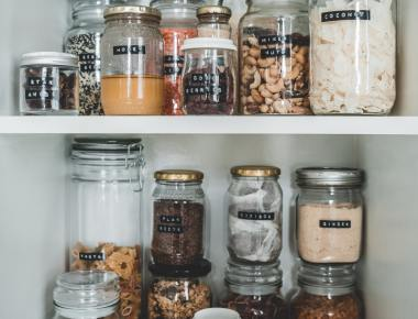 How to Stock a Zero Waste Pantry