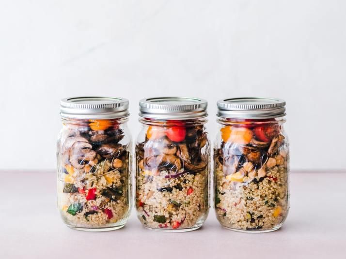 Pack Thanksgiving Leftovers into Jars