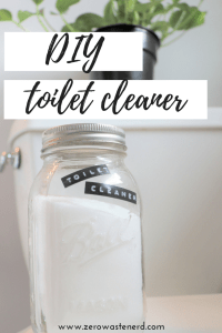 Hard Water Toilet Bowl Cleaner
