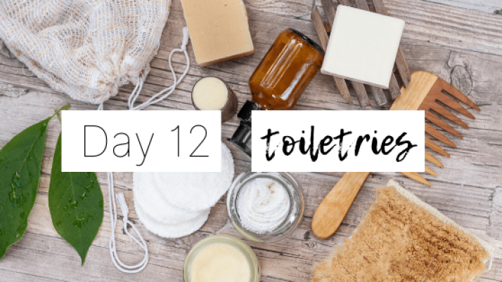 Homemade Toiletries