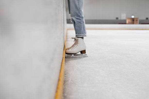 ice skating zero waste