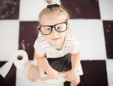zero waste potty training