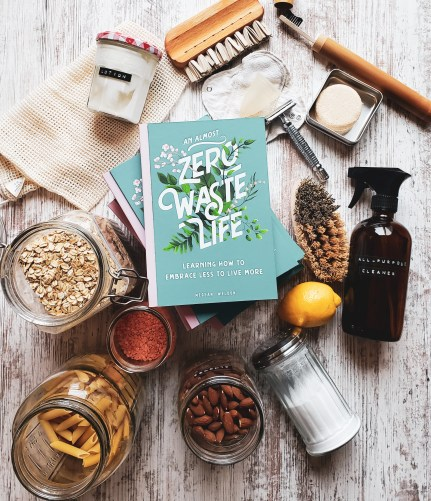 Buy my book Zero Waste Life