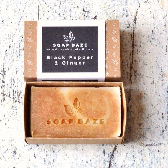 Soap daze
