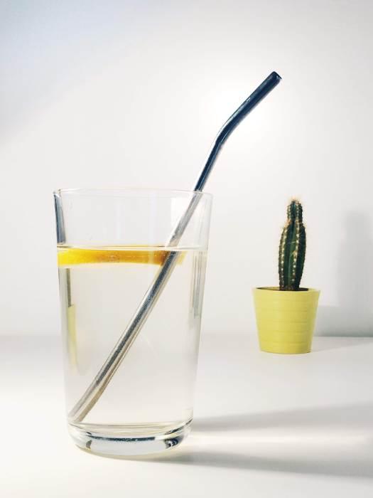 алтернативи на продукти за еднократна употреба сламка за многократна употреба