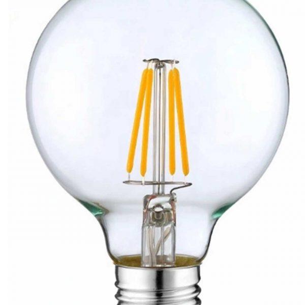 Dimbar LED-ljuskälla E27 Klar, 15W, 1521lm