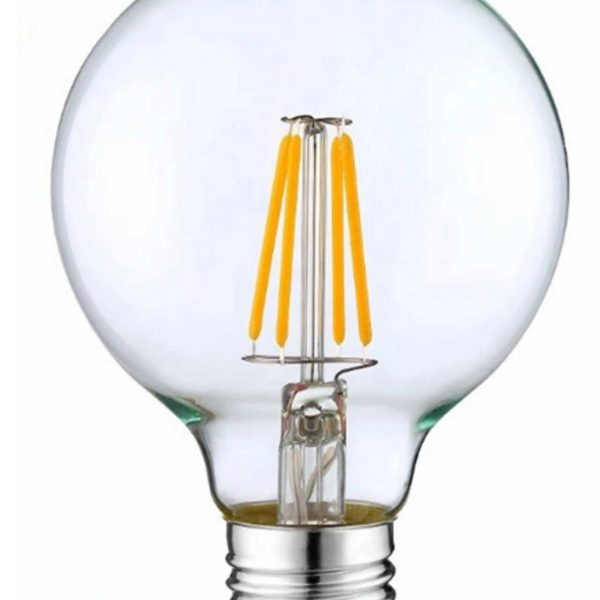 Dimbar LED-ljuskälla E27 Fiament, 15W, 1521lm