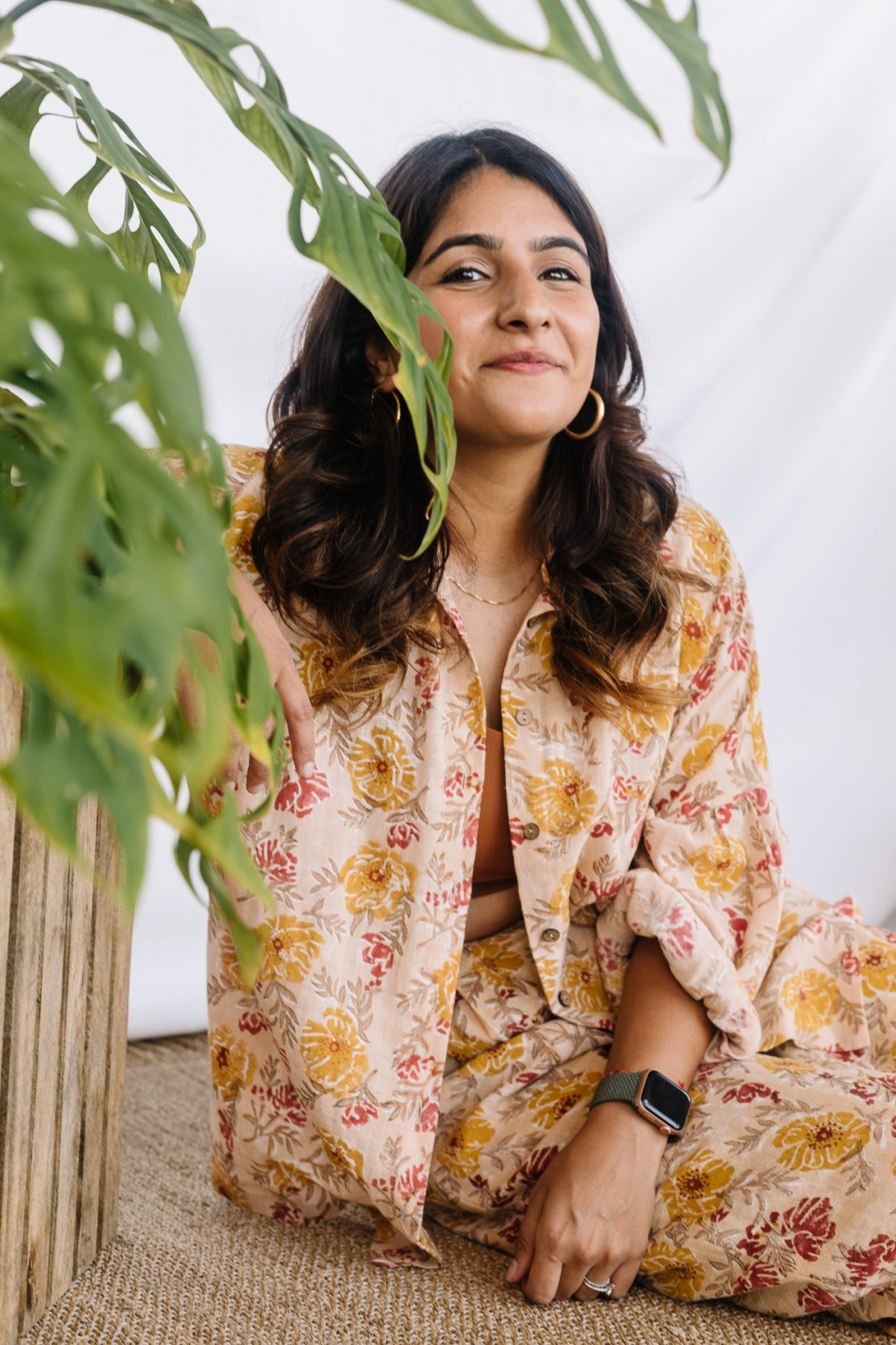 Mahima Gujral, founder of Sui, believes in celebrating nature through fashion