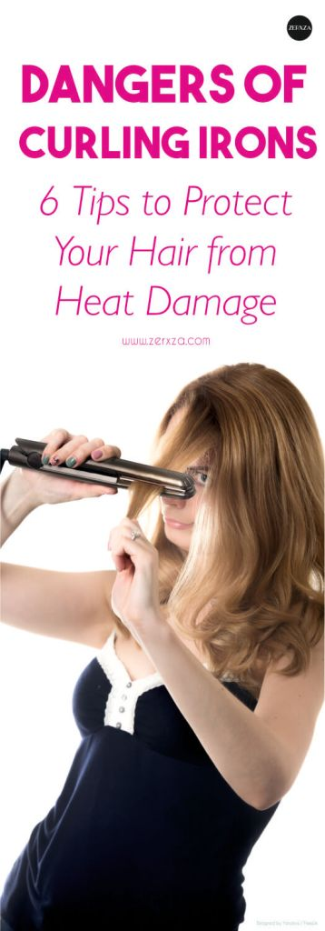 How to Protect Your Hair When Using Heat Styling Tools